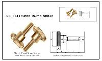 DIN 464 knurled Thumb screws