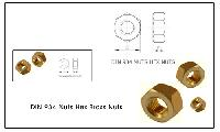 DIN 934 Nuts Hex Brass Nuts